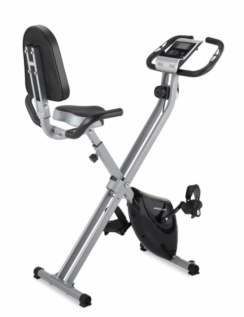 IDEER Foldable Magnetic Exercise Bike