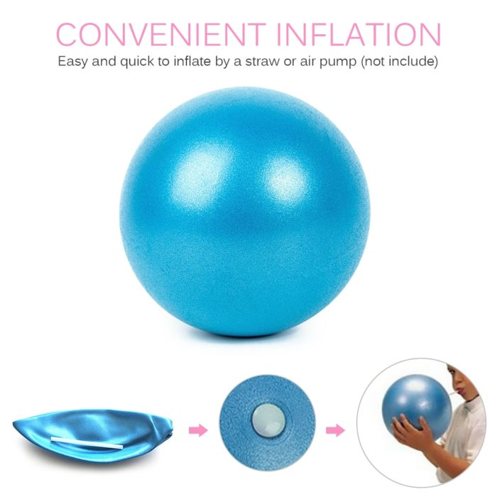 Gym Ball 25cm Exercise Ball For Your Fitness