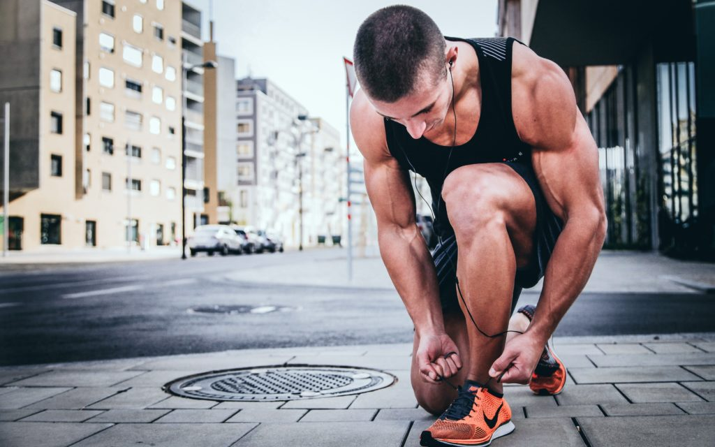 Building Muscle Requires Consistent Exercise
